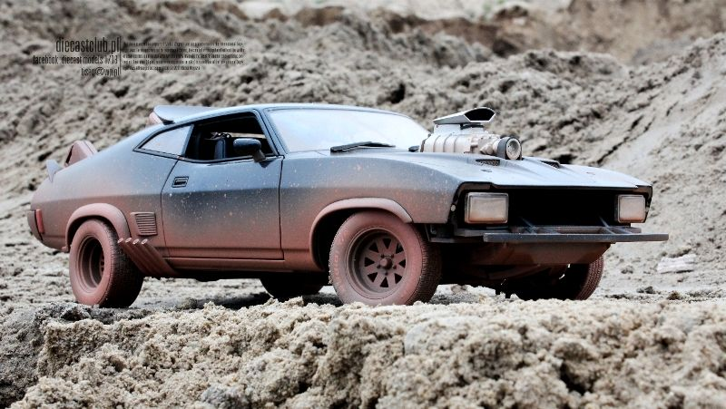 Scalecarphotography Com 187 Blog Archive 187 Mad Max 2 Interceptor
