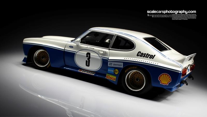 Tweet ... & ScaleCarPhotography.com » Blog Archive » 1975 Ford Capri RS 3100 markmcfarlin.com