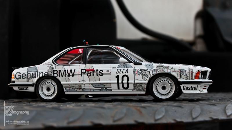 1986 BMW 635 SCi #10 BMW PARTS SPA 1986  (22)