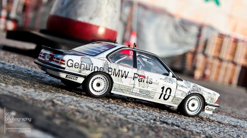 1986 BMW 635 SCi #10 BMW PARTS SPA 1986  (60)