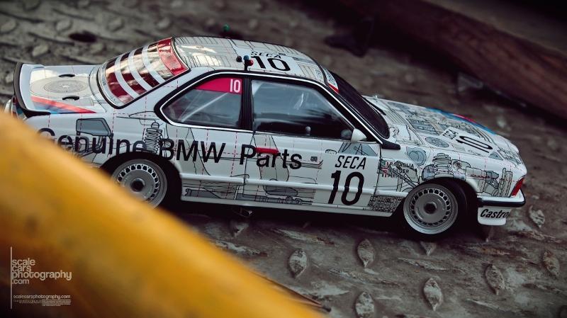 1986 BMW 635 SCi #10 BMW PARTS SPA 1986  (67)