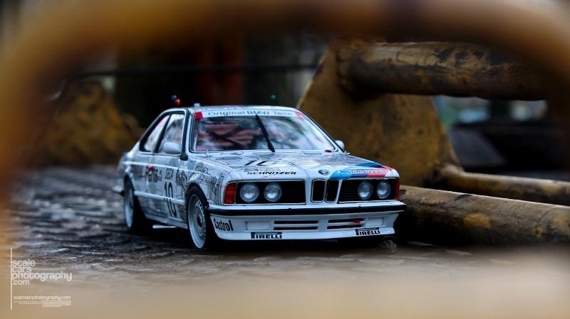 1986 BMW 635 SCi #10 BMW PARTS SPA 1986  (68)
