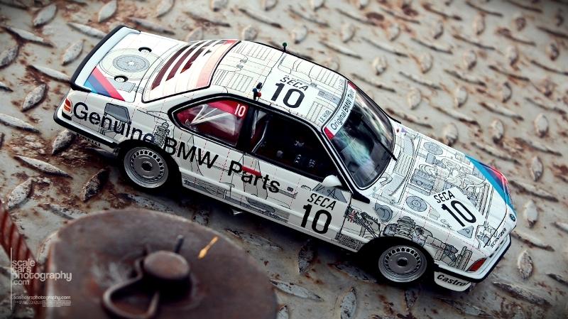 1986 BMW 635 SCi #10 BMW PARTS SPA 1986  (69)