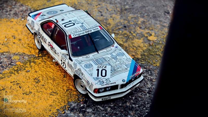 1986 BMW 635 SCi #10 BMW PARTS SPA 1986  (72)