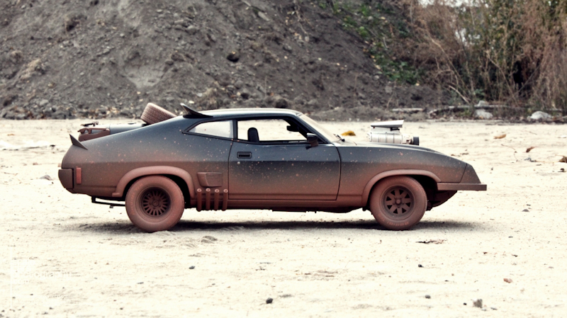 1981 MAD MAX 2 INTERCEPTOR  (10)