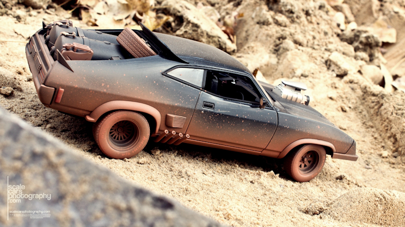 1981 MAD MAX 2 INTERCEPTOR  (12)