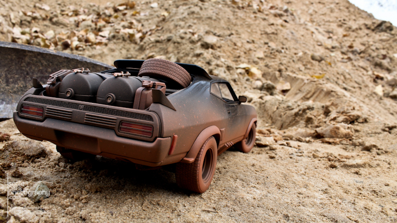 1981 MAD MAX 2 INTERCEPTOR  (14)