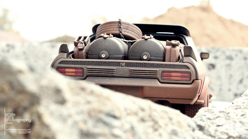 1981 MAD MAX 2 INTERCEPTOR  (16)