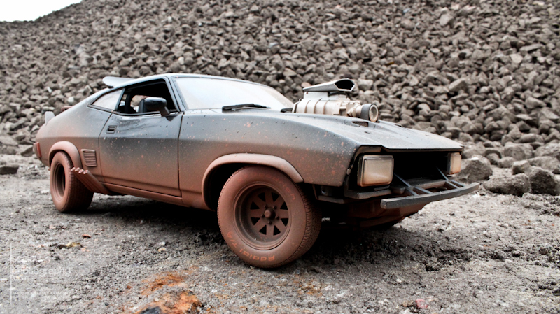 1981 MAD MAX 2 INTERCEPTOR  (20)