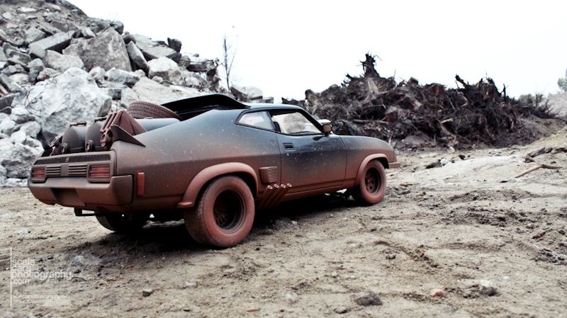 1981 MAD MAX 2 INTERCEPTOR  (2)