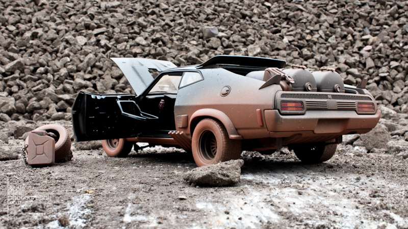 1981 MAD MAX 2 INTERCEPTOR  (23)