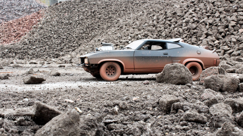 1981 MAD MAX 2 INTERCEPTOR  (25)