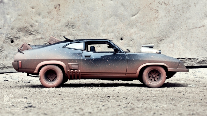 1981 MAD MAX 2 INTERCEPTOR  (29)