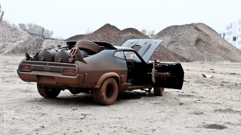 1981 MAD MAX 2 INTERCEPTOR