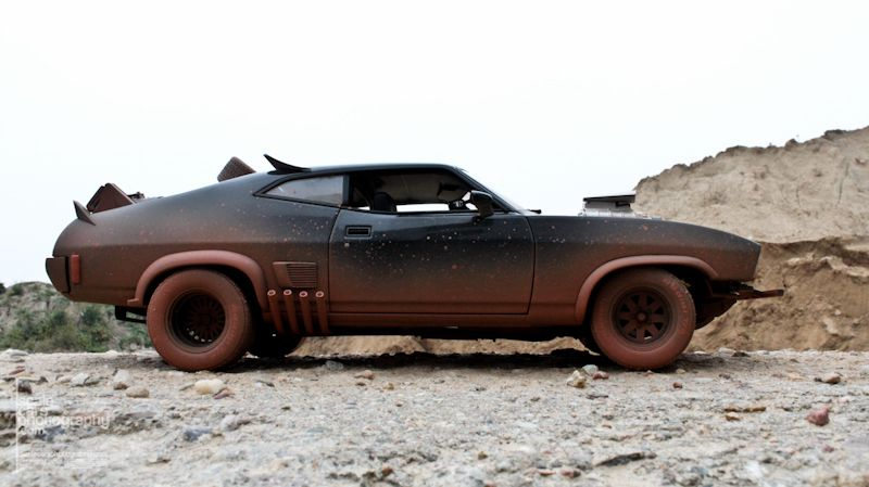 1981 MAD MAX 2 INTERCEPTOR  (34)