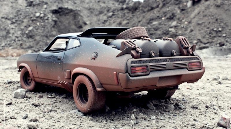 1981 MAD MAX 2 INTERCEPTOR  (37)