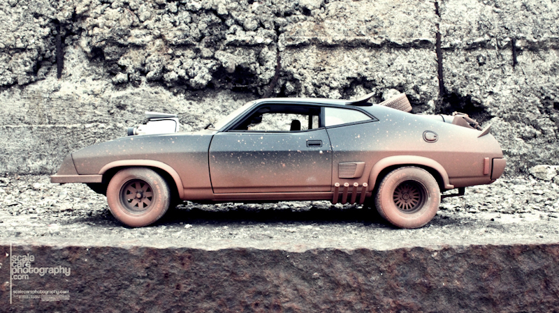 1981 MAD MAX 2 INTERCEPTOR  (3)