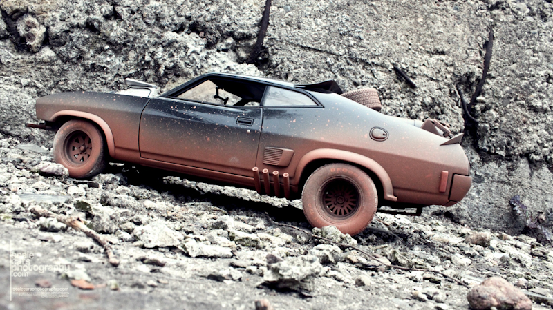 1981 MAD MAX 2 INTERCEPTOR  (4)