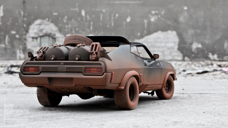 1981 MAD MAX 2 INTERCEPTOR  (7)