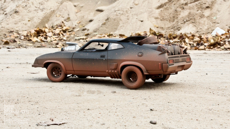 1981 MAD MAX 2 INTERCEPTOR  (9)