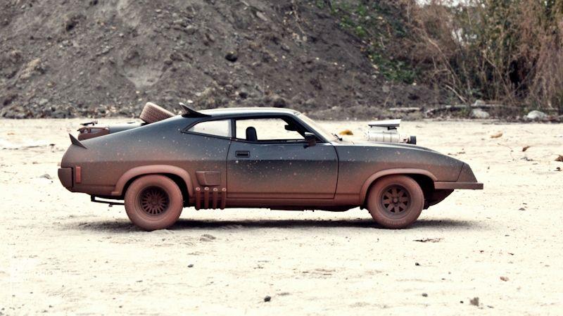 1981 MAD MAX 2 INTERCEPTOR  (10)