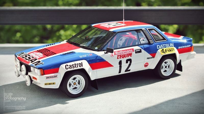 Nissan 240 RS Groupe B (41)
