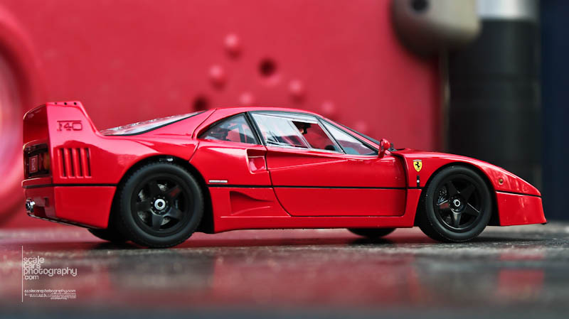 Ferrari F40 LW Kyosho (1)
