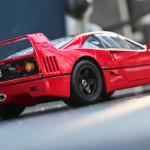 Ferrari F40 LW Kyosho (14)