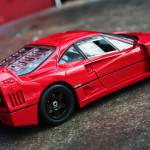 Ferrari F40 LW Kyosho (21)