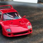 Ferrari F40 LW Kyosho (32)