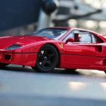 Ferrari F40 LW Kyosho (10)