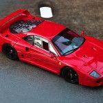 Ferrari F40 LW Kyosho (11)
