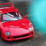 Ferrari F40 LW Kyosho (6)