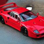 Ferrari F40 LW Kyosho (9)