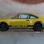 Porsche 911 (932) RWB Year 1973 GTS
