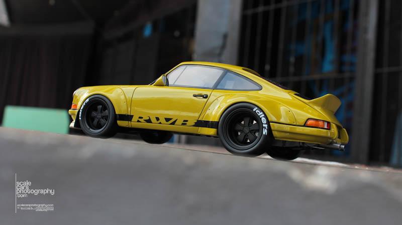 Porsche 911 (981) RWB Year 1973 GTS