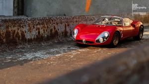 Alfa Romeo 33 Stradale Prototype_1
