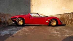 Alfa Romeo 33 Stradale Prototype_4