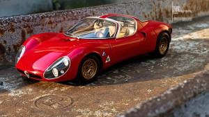 Alfa Romeo 33 Stradale Prototype_5