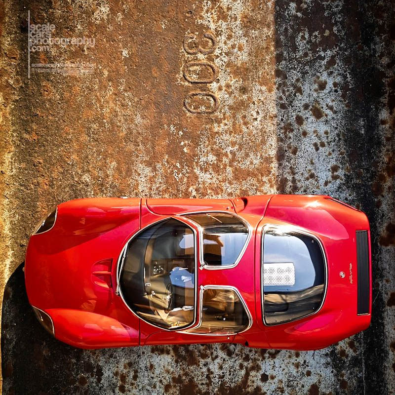 Alfa Romeo 33 Stradale Prototype_8B