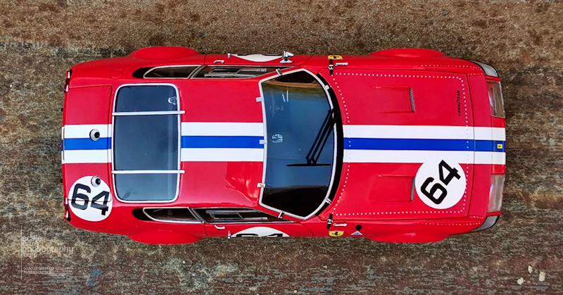 Ferrari 365 GTB 4 Kyosho (12)