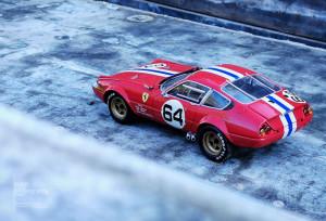 Ferrari 365 GTB 4 Kyosho (18)
