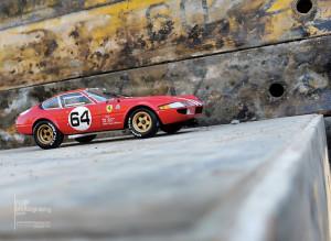 Ferrari 365 GTB 4 Kyosho (22)