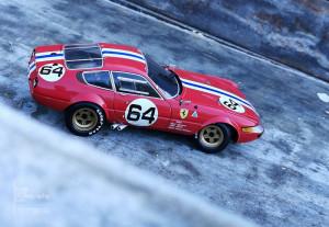 Ferrari 365 GTB 4 Kyosho (4)