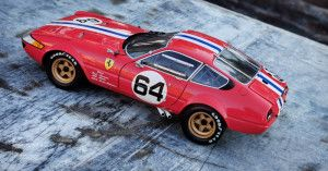 Ferrari 365 GTB 4 Kyosho (16)