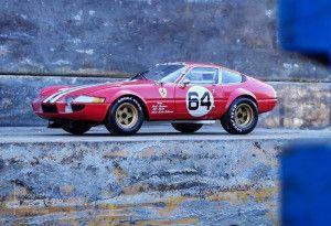 Ferrari 365 GTB 4 Kyosho (19)