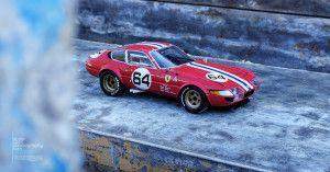 Ferrari 365 GTB 4 Kyosho (2)