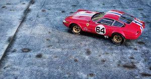 Ferrari 365 GTB 4 Kyosho (21)