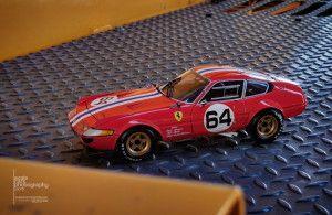 Ferrari 365 GTB 4 Kyosho (24)