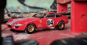 Ferrari 365 GTB 4 Kyosho (26)